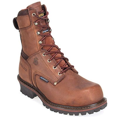 Carolina Boots Men's Insulated Waterproof Work Boots CA8508
