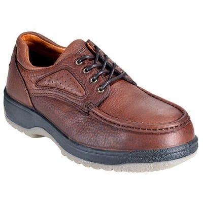 Florsheim Women's Steel Toe SD Oxford Work Shoes FS240