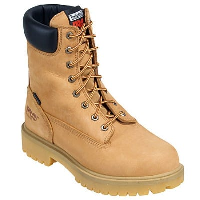 Timberland PRO Boots: Men's Waterproof Insulated 26011 Wheat Nubuck Work Boots