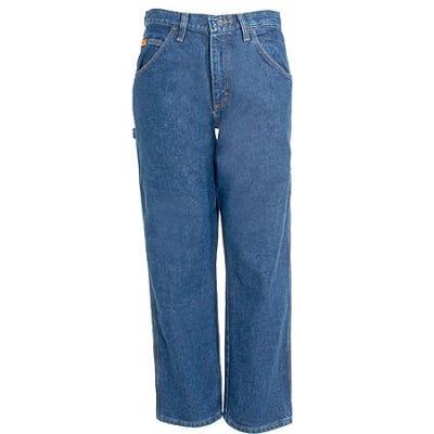 Wrangler Riggs Jeans: Men's FR3W020 FR Carpenter Work Jeans
