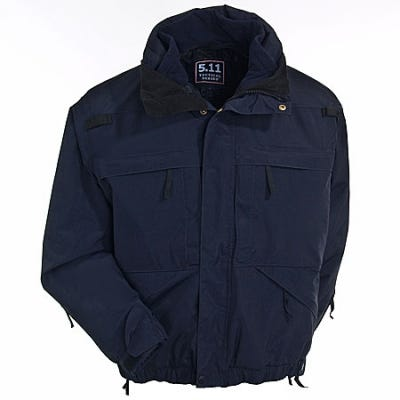 5.11 Tactical Jackets: Men's 5-In-1 Tactical Parka 48017 724 thumbnail