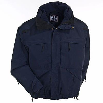 5.11 Tactical Jackets: Men's 5-In-1 Tactical Parka 48017 724 Sale $250.00 Item#48017-724 :