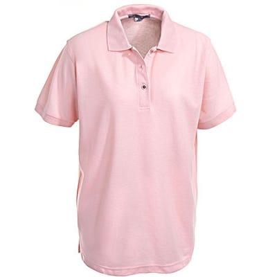 Port Authority Women's Light Pink Polo Shirt L500 LPK