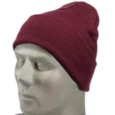 Port and Company Port and Company CP90 MAR Burgundy Winter Hat