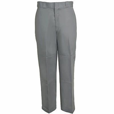 Dickies 85283 SV Silver Loose Fit Double Knee Work Pants