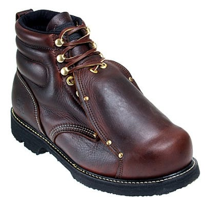 Carolina Boots Men's Steel Toe Work Boots 508
