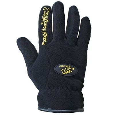 Black Stallion Polar Fleece Waterproof Pigskin Gloves 15 FH MAX2 Sale $18.00 Item#15FH-MAX2 :