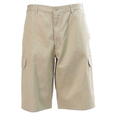 Dickies Rinsed Khaki 43214 RKH Cotton Twill Cargo Shorts