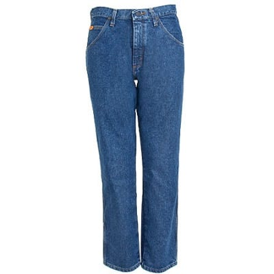 Wrangler Riggs Jeans: Men's FR3W050 Relaxed Fit Flame Resistant Jeans