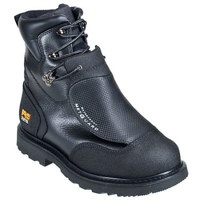 Timberland PRO Boots: Men's 53530 Met Guard EH Steel Toe Work Boots