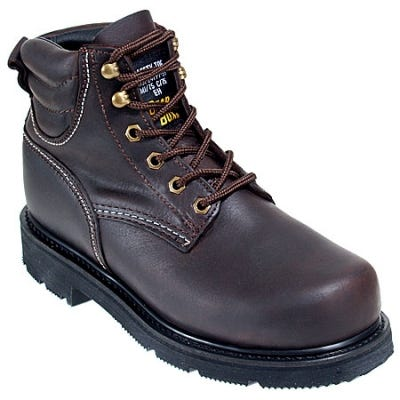 Gear Box: Men s Steel Toe EH Work Boots 1609 - 9.5EE