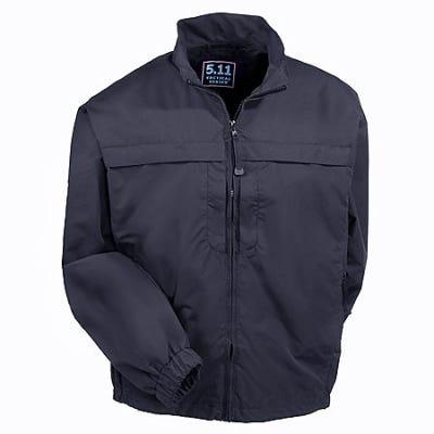 5.11 Tactical Jacket Outerwear Jackets Black Response Windbreaker 48016