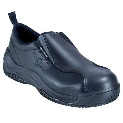 Nautilus Shoes N210 Women's Slip-On Safety Toe Work Shoes