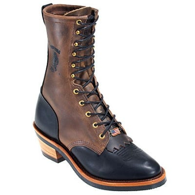 Chippewa Boots: Men's Steel Toe 29409 USA-Made Work Boots