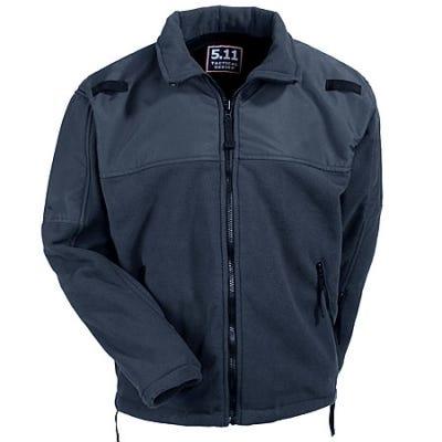 5.11 Tactical 48038 019 Men's Black Zip-Up Patrol Fleece Jacket Sale $100.00 Item#48038-019 :