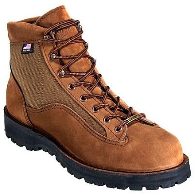 Danner Boots: Men's Waterproof Nubuck Vibram Sole Boots 33000 Sale $300.00 Item#33000 :