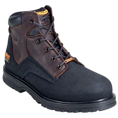 Timberland PRO Boots: Men's PowerWelt 47001 Waterproof EH Steel Toe Work Boots