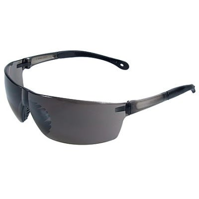 Radians Safety Glasses Rad Sequel Smoke Lens Safety Glasses RS1