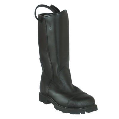 Thorogood Women's Oblique Steel Toe 504-6373 Waterproof EH Fire Boots