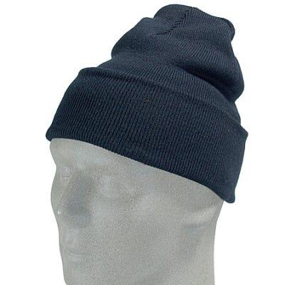 Port and Company Caps Headgear Black Knit Cap CP90 BLK