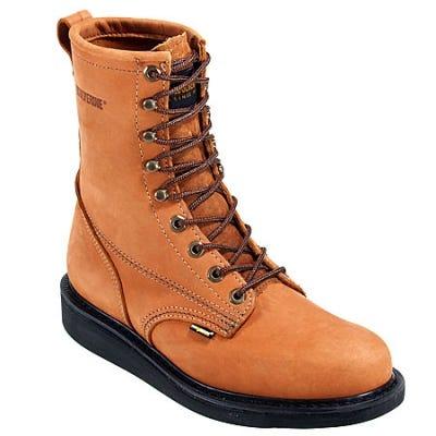 d1a6e7a6f17 Buy $175 - Wolverine Boots: Men's 1529 Steel Toe Tan DuraShocks ...
