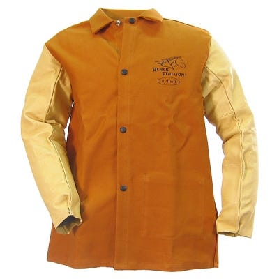 Black Stallion FB2 30 CPS 12-Ounce Pigskin Fire Resistant Jacket Sale $92.95 Item#FB2-30C/PS :