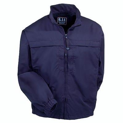 5.11 Tactical Jacket Outerwear Jackets Waterproof Microfiber NavyJacket 48016