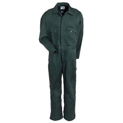 Key Loden Green Deluxe Unlined Long Sleeve Coverall 995 31 Sale $37.00 Item#995-31 :