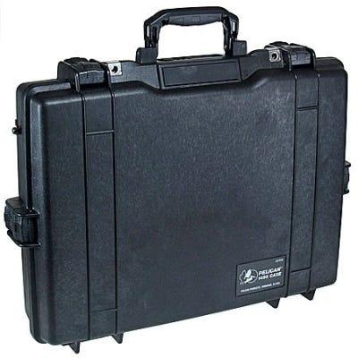 Pelican Cases: Black Deluxe Notebook Computer Case 1495CC1 Sale $290.00 Item#1495CC1 :