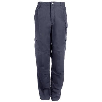 5.11 Tactical Black Canvas Long Lasting Pants 74251 019