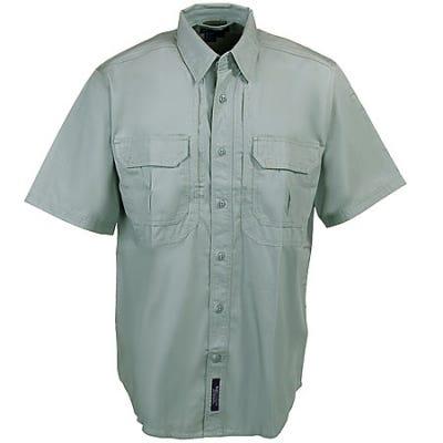 5.11 Tactical Cotton Sage Green Tactical Shirt 71152 833