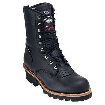 Georgia Boots  Steel Toe Insulated Waterproof Loggers G9380