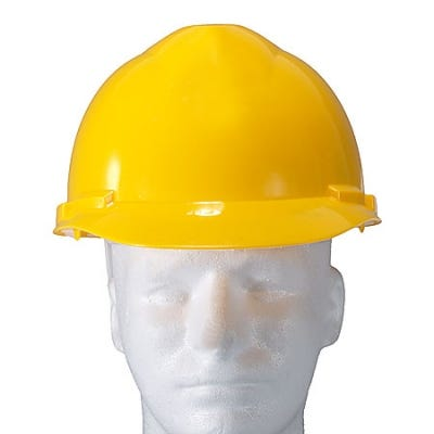 Radians Yellow Safety Hard Hat 300