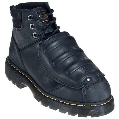 Dr Martens R13159001 Ironbridge Black Metatarsal Guard Work Boots