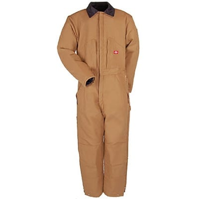 Dickies Work Clothes: Insulated Cotton Duck Coveralls TV239 BD Sale $73.00 Item#TV239BD :