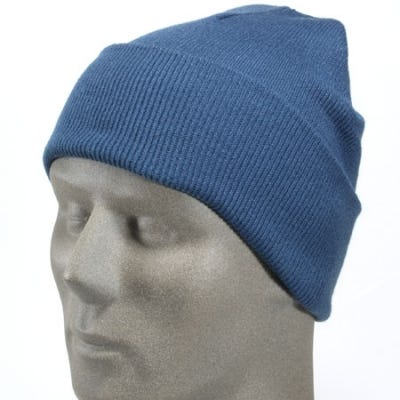 Port and Company Caps: CP90 MLB Unisex Blue Acrylic Knit Cap Sale $6.00 Item#CP90-MLB :