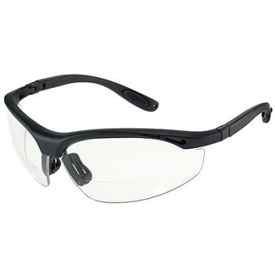 Radians Safety Glasses: CH1 115R Cheaters 1.5 Lens Bifocal Safety Glasses Sale $9.00 Item#CH1-115 :