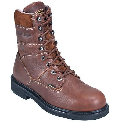 Wolverine Boots Mens 8 Inch Work Boots 4328
