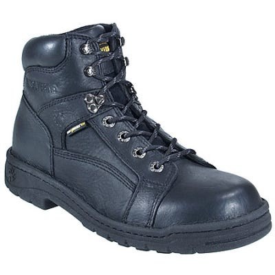 Wolverine Boots: Men's Exert 4421 DuraShocks Steel Toe EH Work Boots