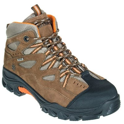 Wolverine Boots: Mens Steel Toe EH Durant 2625 Waterproof Hiking Boots