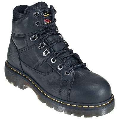 Doc Martens Steel Toe Grizzly R12721001 Work Boots