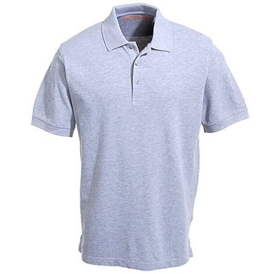 5.11 Tactical Gray Professional Cotton Polo 41060 016