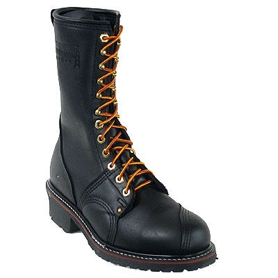 Carolina Boots: Men's Domestic Steel Toe 1905 USA-Made Linesman Boots