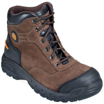 Timberland PRO Boots: Men's 54567 Endurance EH Alloy Toe Boots