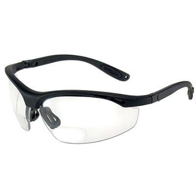 Radians Safety Glasses: Cheaters 2.0 Lens Bifocal Safety Glasses CH1-120R Sale $9.00 Item#CH1-120 :