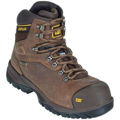 CAT Men's Steel Toe Hiking Boots 89940