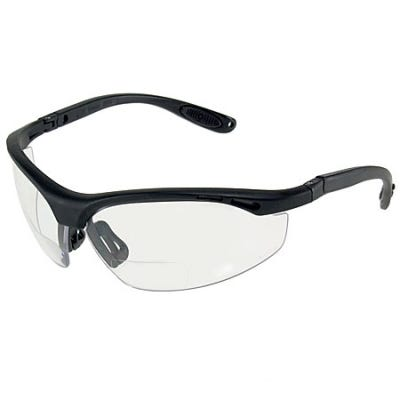 Radians CH1-125R Cheaters 2.5 Lens Bifocal Safety Glasses Sale $9.00 Item#CH1-125 :