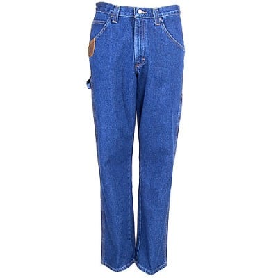 Wrangler Riggs Jeans: Men's Durashield 3W020 AI Carpenter Work Jeans