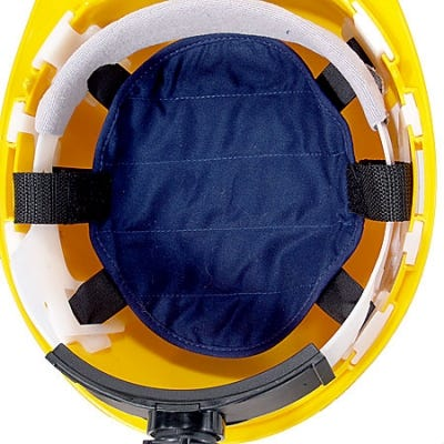 Occunomix Miracool Navy Hard Hat Cooling Pad 968 018
