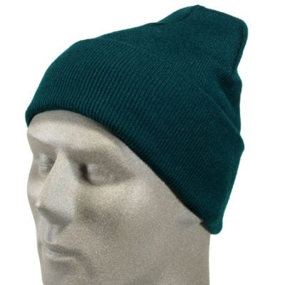 Port and Company Caps: CP90 AGR Acrylic Knit Athletic Green Cap Sale $6.00 Item#CP90-AG :